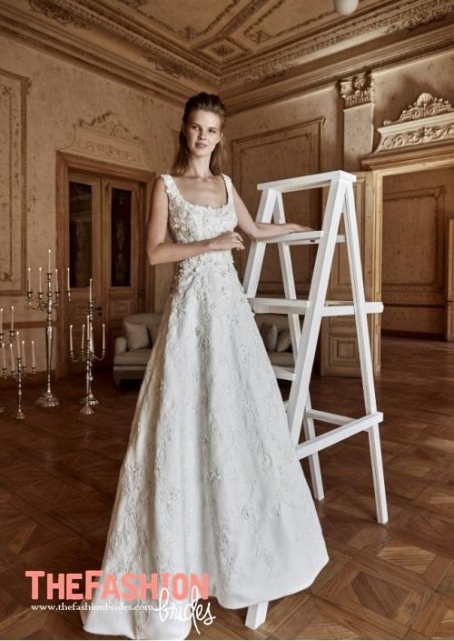 Wedding Dresses 2017 Tarik Ediz : Tarik ediz spring bridal collection the fashionbrides