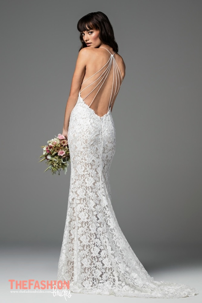 Wedding Gown Guide Crossed Back The Fashionbrides