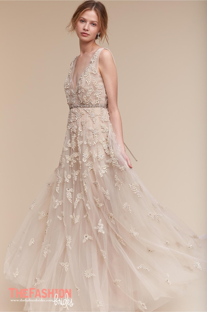 Bhldn 2017 spring bridal collection the fashionbrides for Wedding dresses in modesto ca