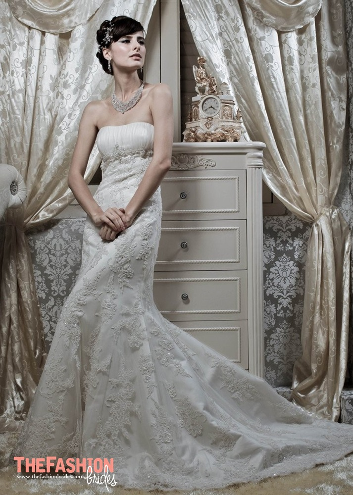 Word Spring 2017: La Belle Couture 2017 Spring Bridal Collection