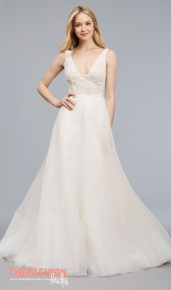 Anne Barge 2018 Spring Bridal Collection The Fashionbrides