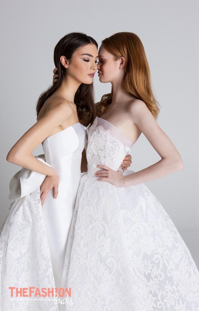 buona consistenza San Francisco aliexpress Antonio Riva 2018 Spring Bridal Collection – The FashionBrides