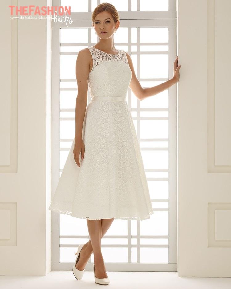 wedding gown guide short bridal dress the fashionbrides. Black Bedroom Furniture Sets. Home Design Ideas
