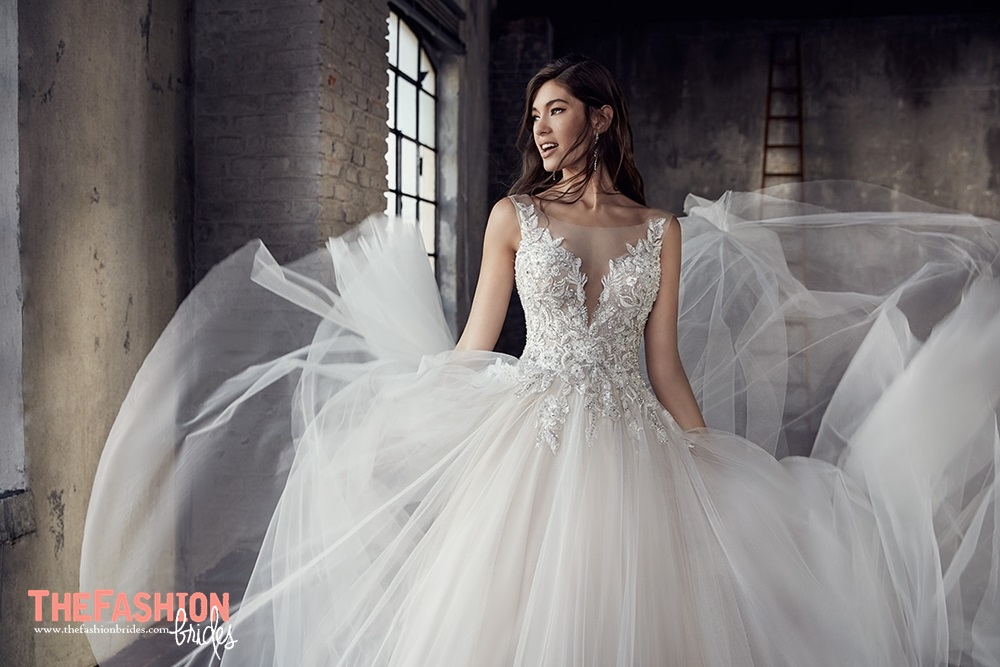 Eddy K. Couture 2018 Bridal Collection