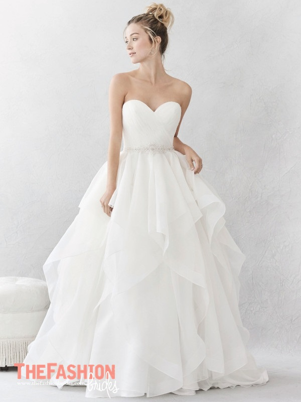 Ella Rosa 2017 Bridal Collection 051 The Fashionbrides