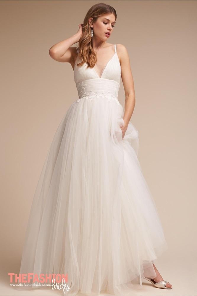 Bhldn 2018 bridal collection 094 the fashionbrides for Wedding dresses like bhldn