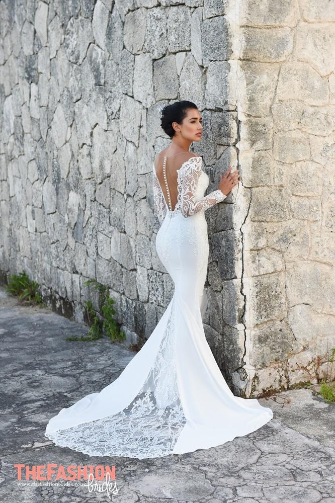 Dando London 2018 Spring Bridal Collection The Fashionbrides