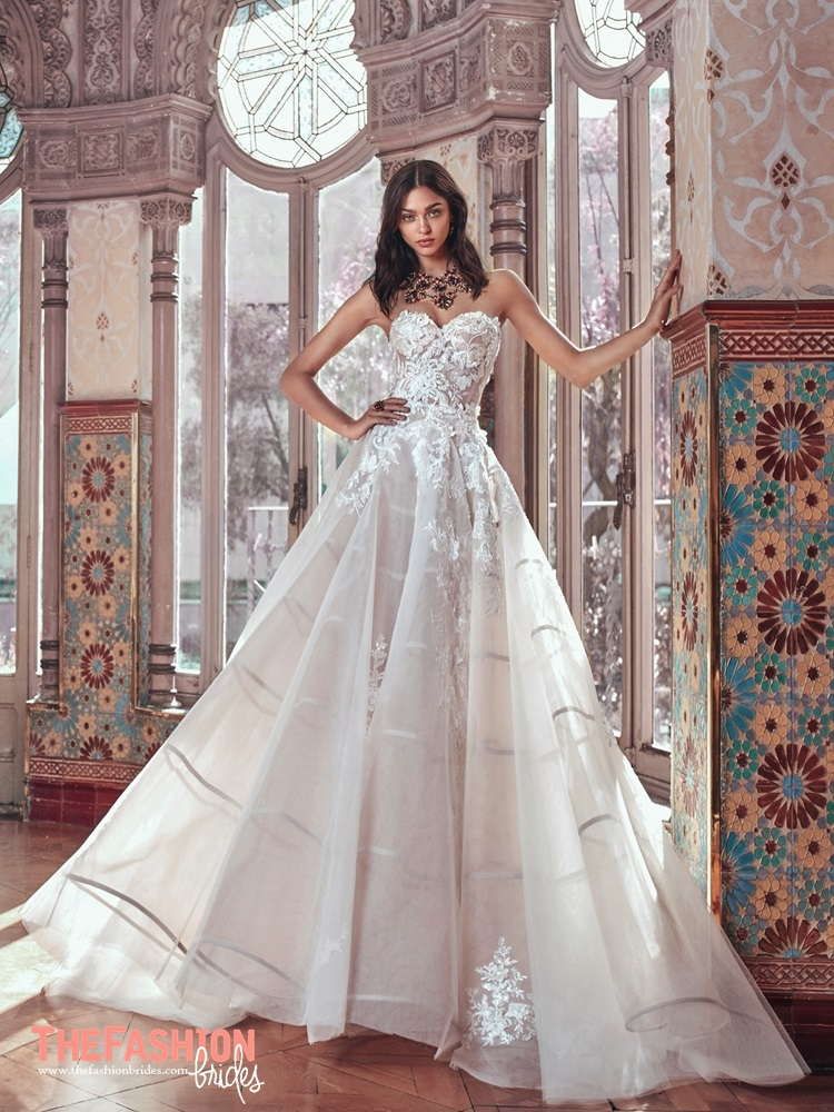 Victorian affinity by galia lahav 2018 spring bridal Wedding dress designer galia lahav