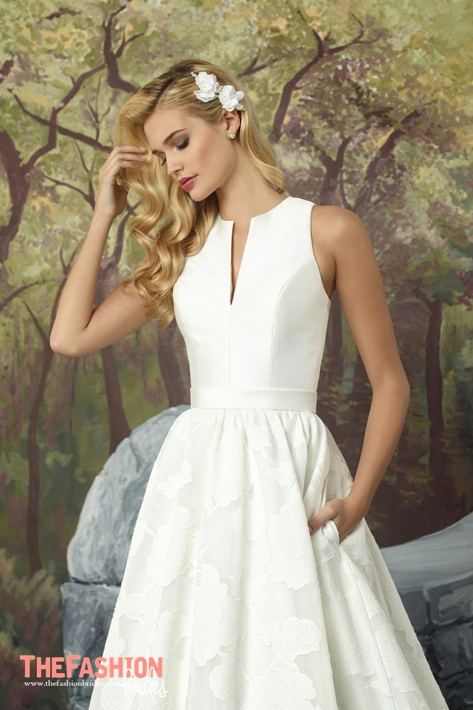 Abstract Wedding Dresses 2018