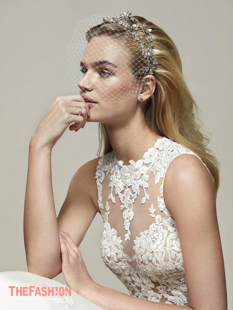 Wedding Gown Guide Illusion Neckline The Fashionbrides