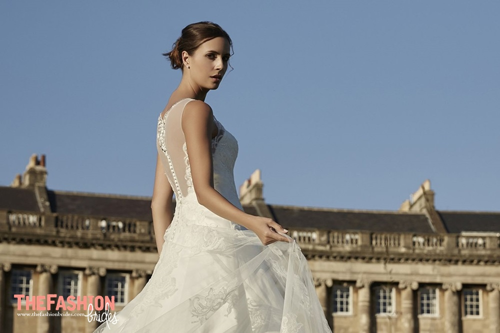 Romantica of Devon 2017 Spring Bridal Collection | The FashionBrides