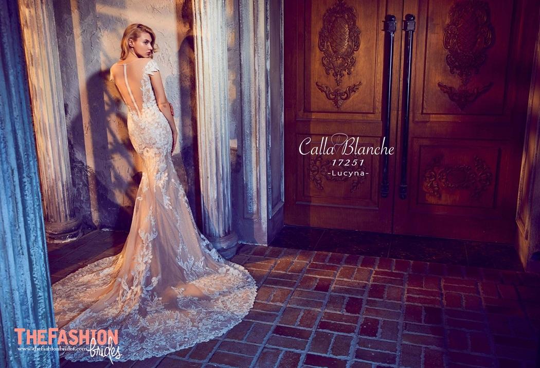 Calla blanche 2017 fall bridal collection the fashionbrides for Calla blanche wedding dress