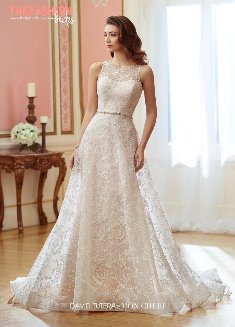 david-tutera-2018-wedding-gown-bridal-collection-09 | The FashionBrides
