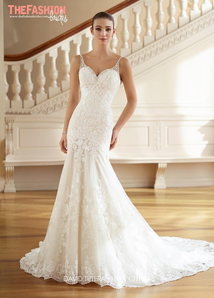 David tutera 2018 spring bridal collection the fashionbrides for David bridal wedding dresses 2017