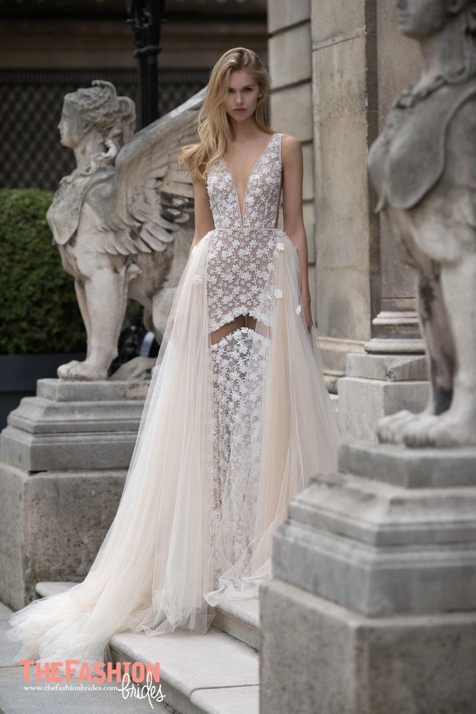 Idan Cohen 2018 Spring Bridal Collection   The FashionBrides