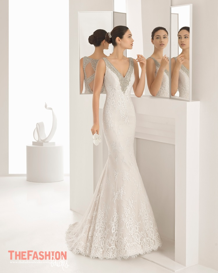 Rosa Clara Lambert Wedding Dress