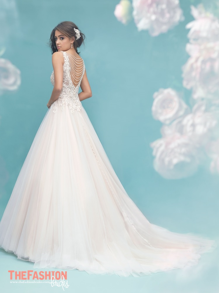 Allure 2018 Spring Bridal Collection | The FashionBrides