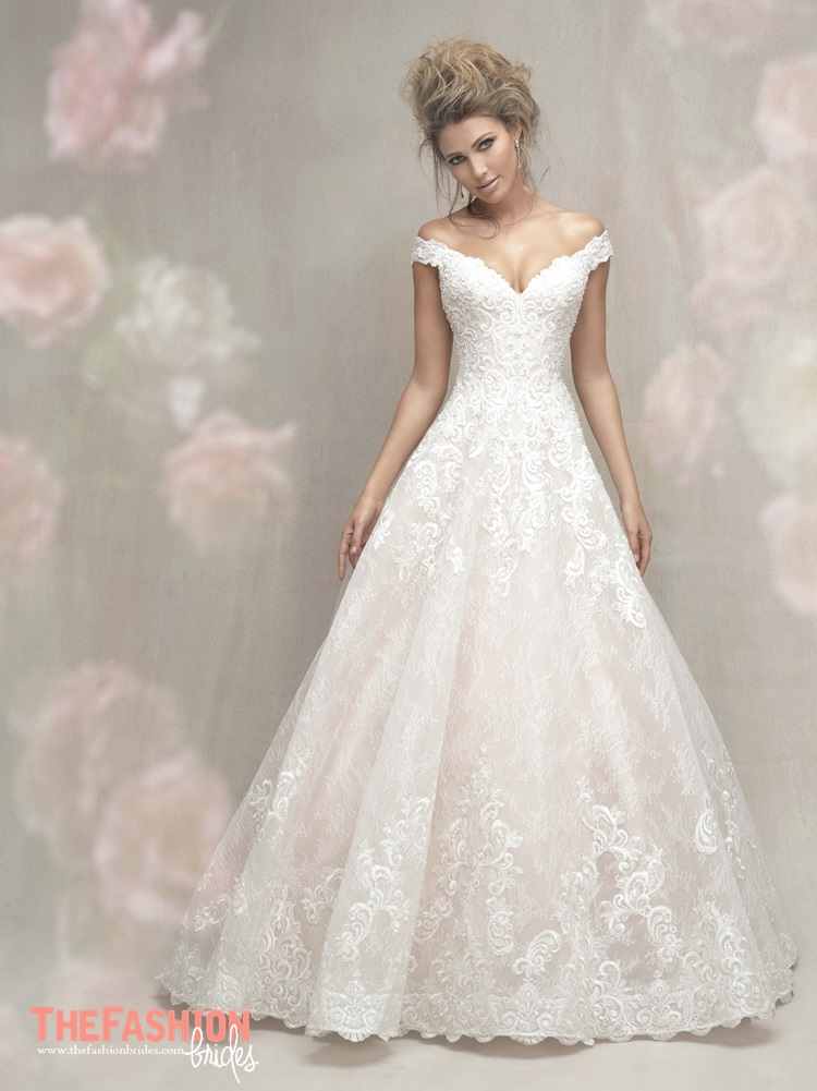 Allure Couture 2018 Spring Bridal Collection The