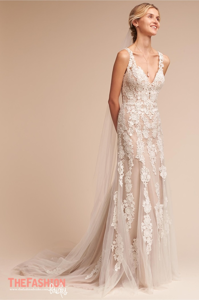 Bhldn 2018 wedding gown bridal collection 21 the for Wedding dresses like bhldn
