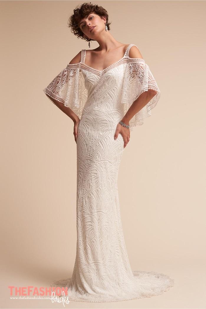 Bhldn 2018 spring bridal collection the fashionbrides for Wedding dresses like bhldn
