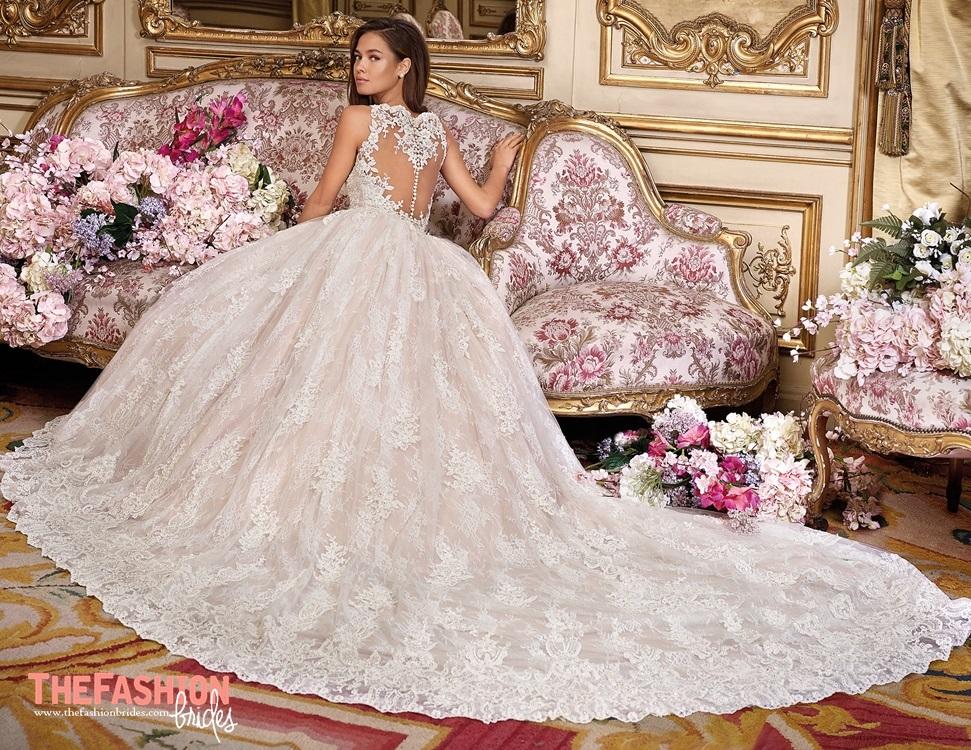 demetrios-platinum-2018-wedding-gown-bridal-collection-01 | The ...