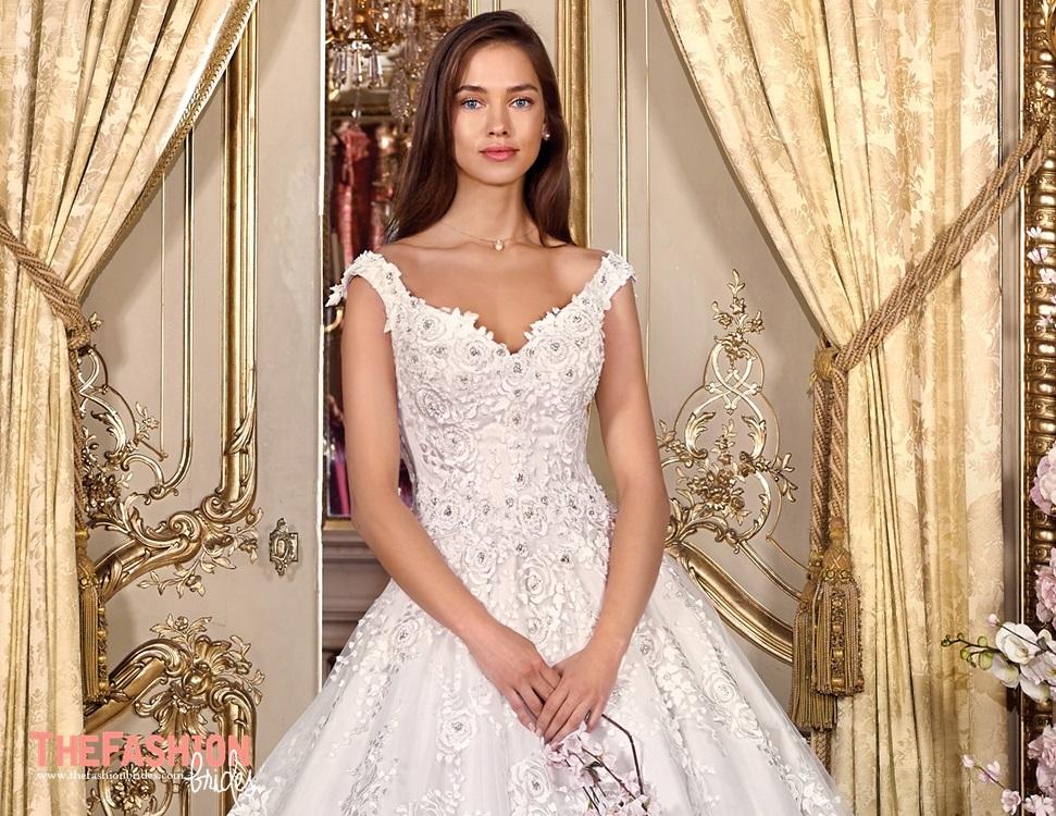 demetrios-platinum-2018-wedding-gown-bridal-collection-08 | The ...