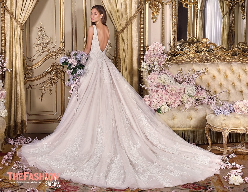 demetrios-platinum-2018-wedding-gown-bridal-collection-21 | The ...