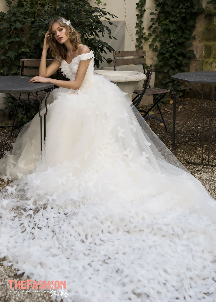 Wedding Gown Guide: Full Ball Gown Back | The FashionBrides