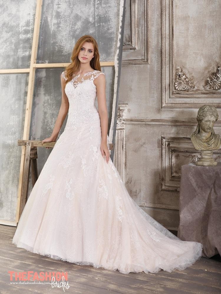 Fara Sposa 2018 Spring Bridal Collection | The FashionBrides