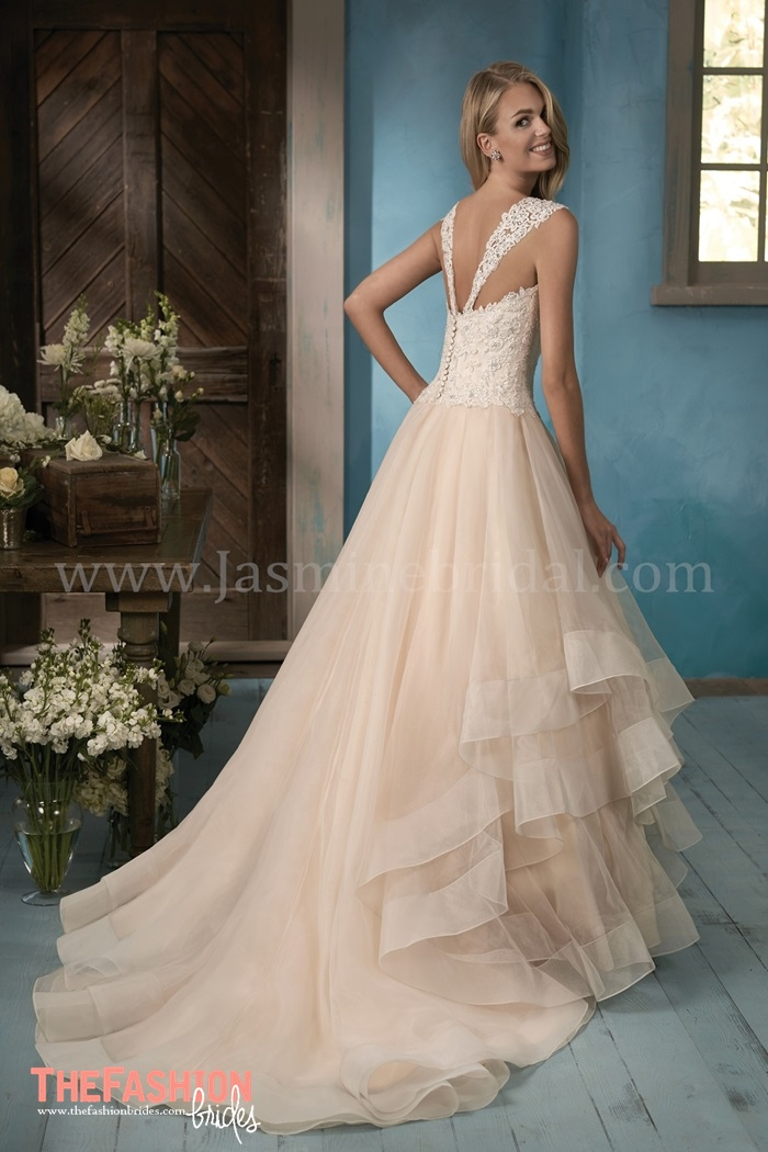 jasmine-bridal-2018-wedding-gown-bridal-collection-25   The ...