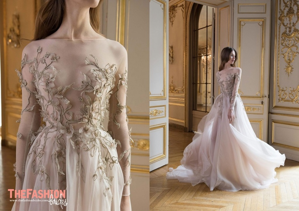Paolo Sebastian 2017 Fall Couture Collection The