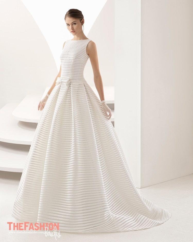 Wedding Gown Guide Full With Front Pleats The Fashionbrides