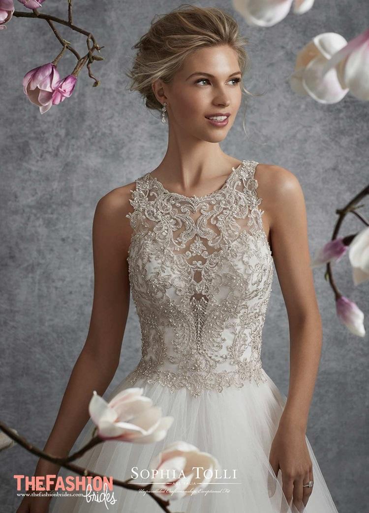 Sophia Tolli 2018 Wedding Dresses