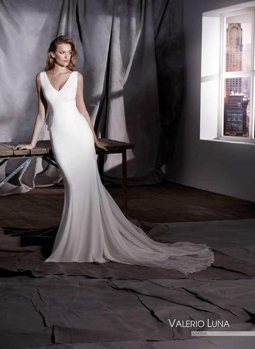 Valerio Luna 2018 Spring Bridal Collection | The FashionBrides