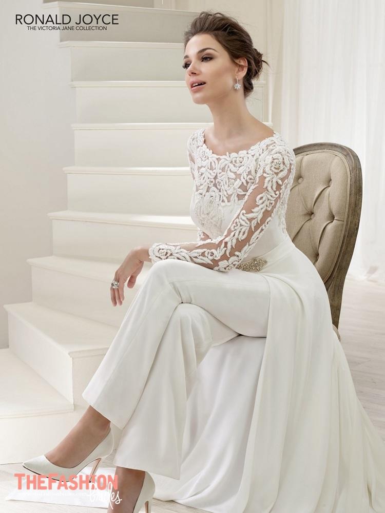 Wedding Gown Guide: Pantsuit | The FashionBrides