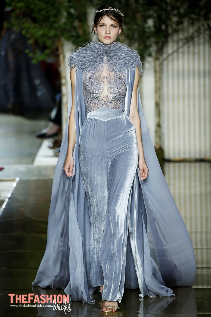Zuhair Murad 2018 Spring Couture Collection The
