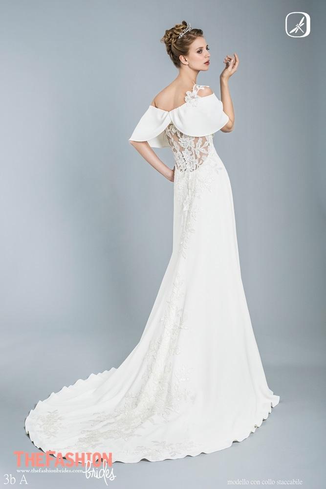 Anna Tumas 2018 Spring Bridal Collection | The FashionBrides