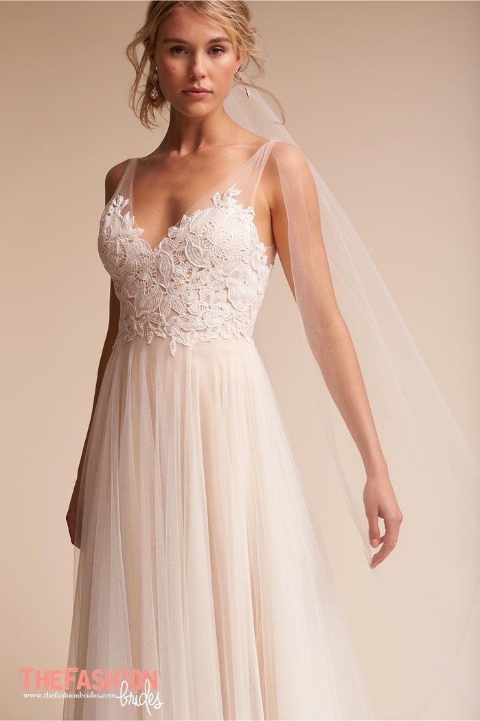 Bhldn 2018 Wedding Gown Bridal Collection 15 The - Wedding Dresses ...