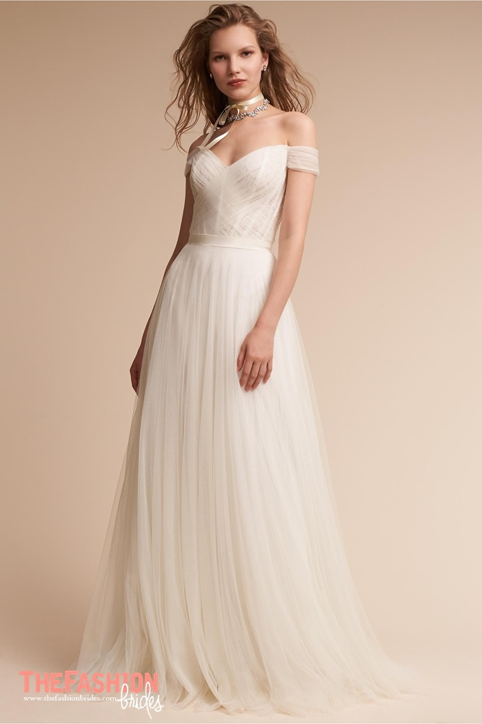 Bhldn 2018 wedding gown bridal collection 46 the for Wedding dresses like bhldn