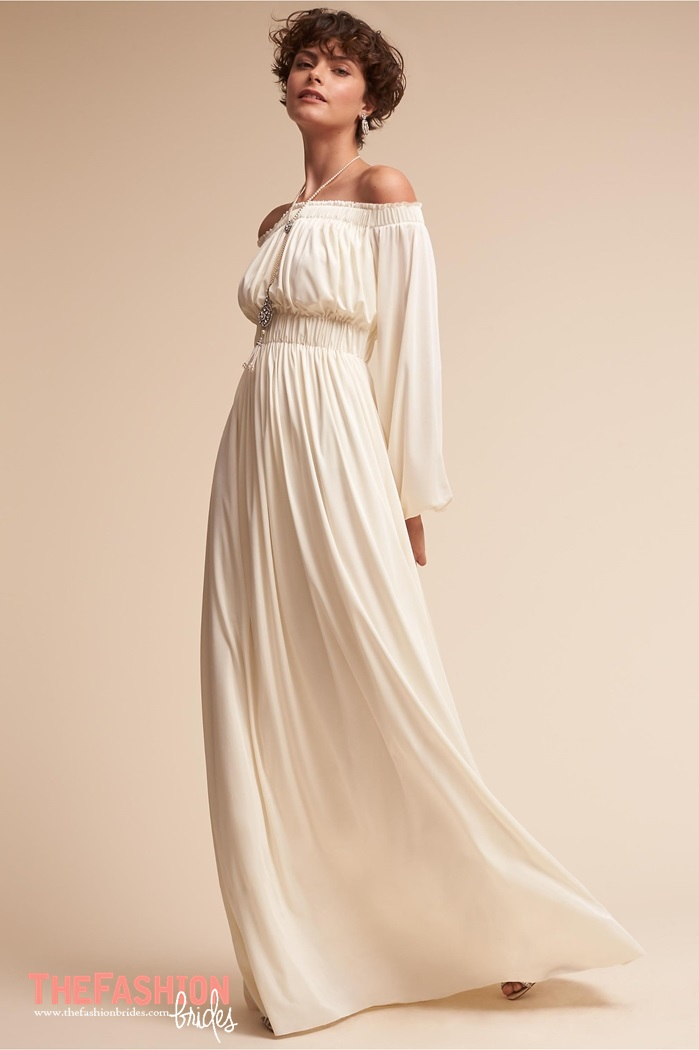 Bhldn 2018 wedding gown bridal collection 76 the for Wedding dresses like bhldn