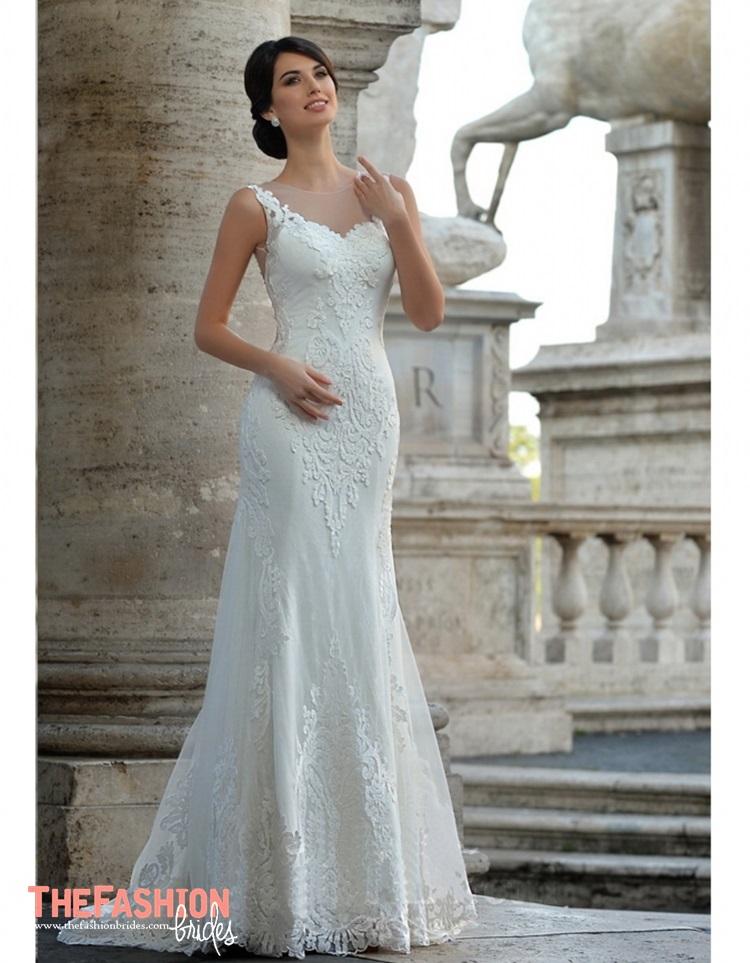 4864e41289e Black Tie 2018 Spring Bridal Collection » black-tie-wedding-gown-2018-spring -bridal-collection-07