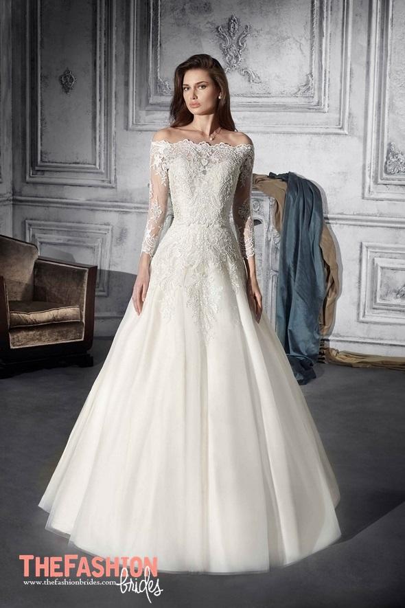 Demetrios 2018 spring bridal collection the fashionbrides for Wedding dresses spring tx