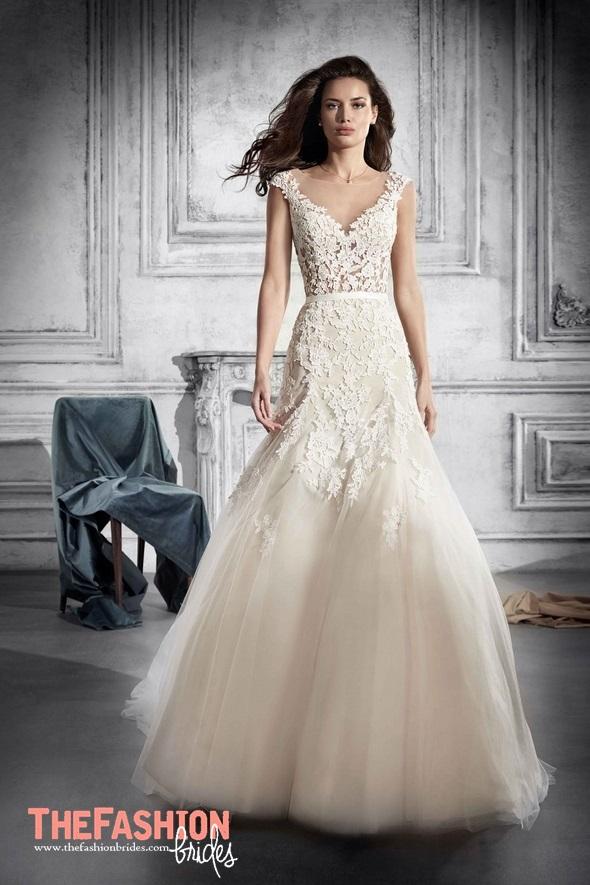 Demitrious Wedding Gowns.Demetrios Wedding Gown 2018 Spring Bridal Collection 039