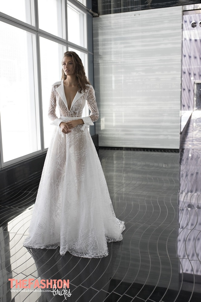 Dimitrius dalia 2018 spring bridal collection the for Dimitrius dalia wedding dresses