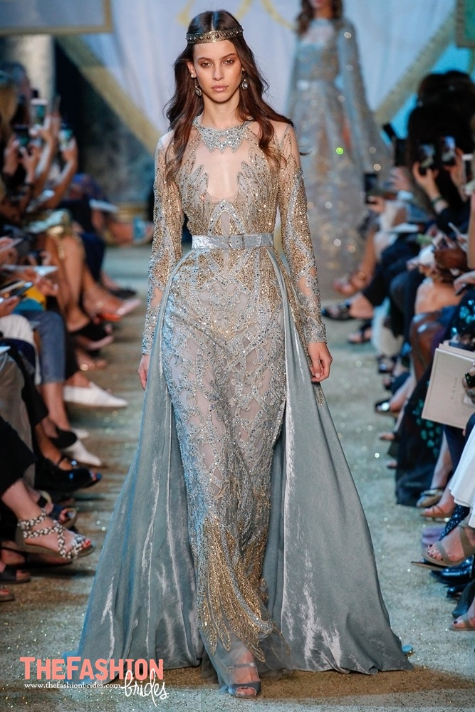 Elie Saab 2018 Spring Haute Couture Collection The