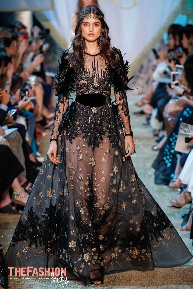 Elie saab 2018 spring haute couture collection the for Couture a quimper