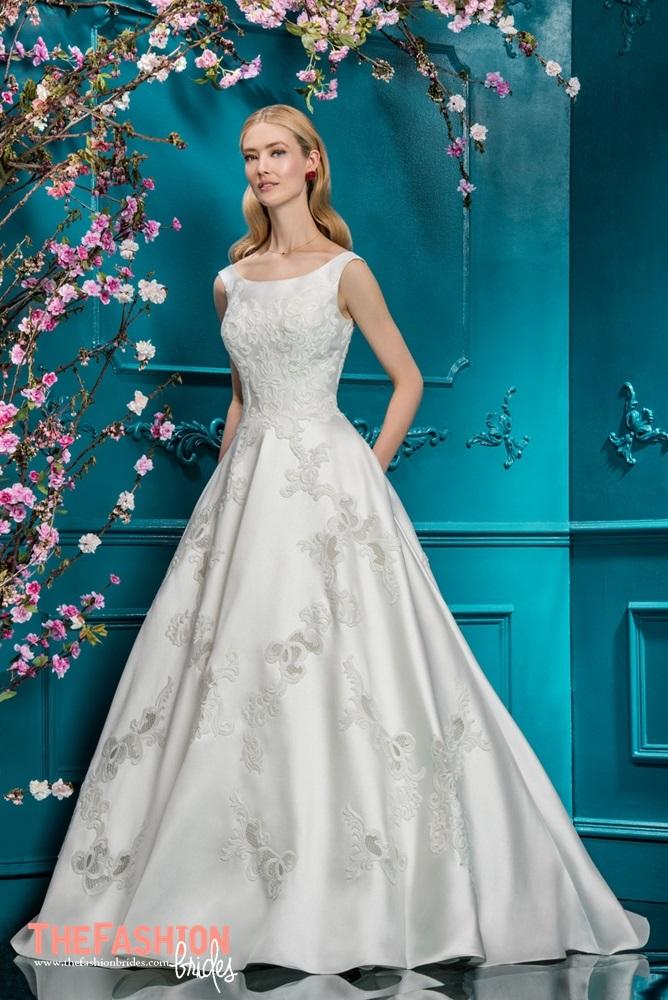 Ellis Bridal 2018 Spring Bridal Collection   The FashionBrides
