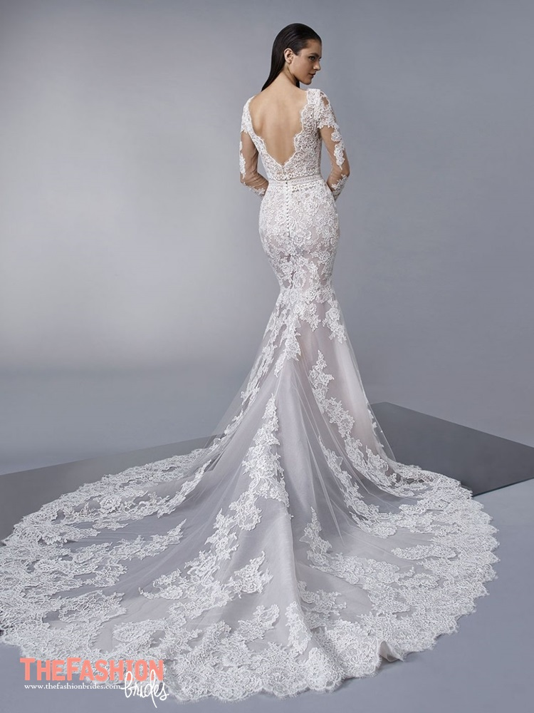 enzoani-wedding-gown-2018-spring-bridal-collection-15 | The ...
