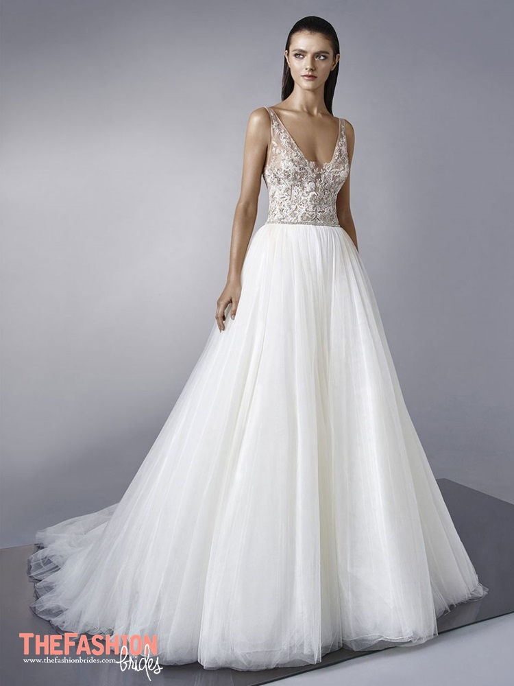 enzoani-wedding-gown-2018-spring-bridal-collection-30 | The ...