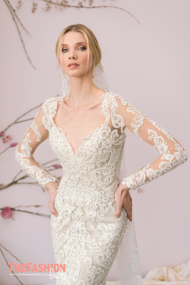 justin-alexander-wedding-gown-2018-spring-bridal-collection-84 | The ...
